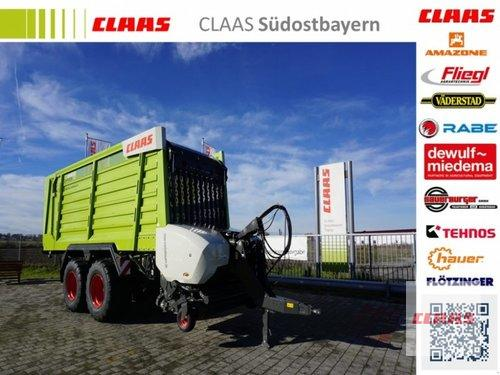Claas Cargos 8400 Byggeår 2016 Töging am Inn