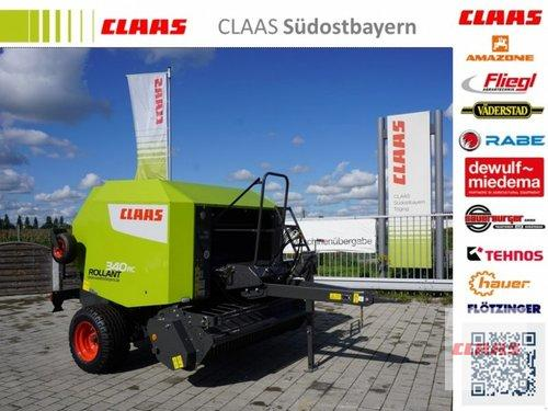 Claas Rollant 340 RC Rok výroby 2017 Töging am Inn