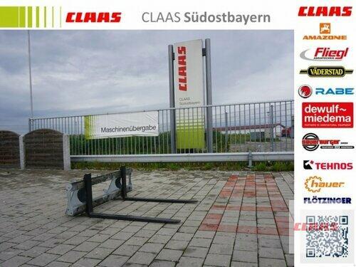 Claas Führungsschiene - Euronorm verzinkt