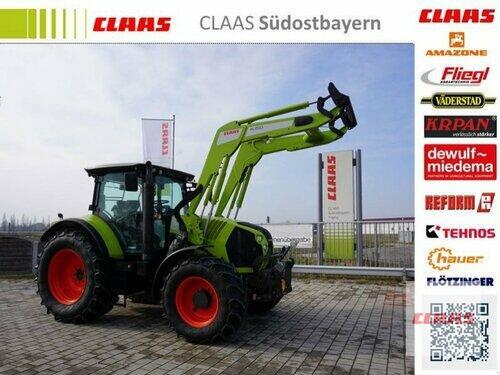 Claas Arion 640 Cebis Frontlaster Årsmodell 2013