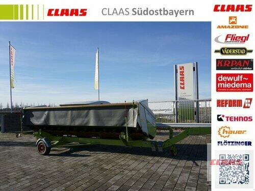 Claas Direct Disc 520 Contour Mit Transportwagen Год выпуска 2008 Töging am Inn