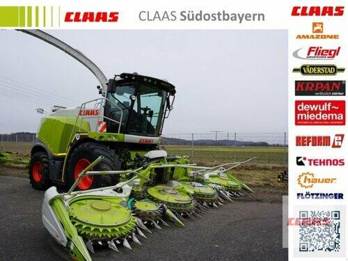 Claas Jaguar 950 Baujahr 2014 Allrad