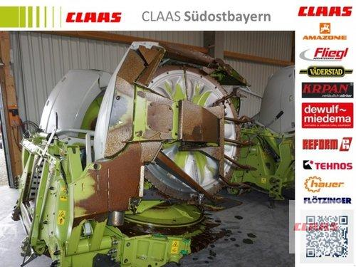 Claas Orbis 600 Baujahr 2009 Töging am Inn