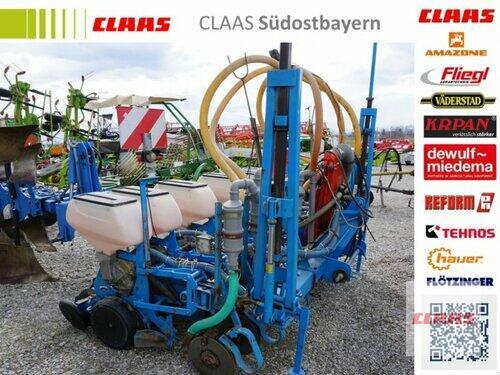 Monosem N 6 3 Plus, 6 Reihig Maissägerät Baujahr 2004 Töging am Inn