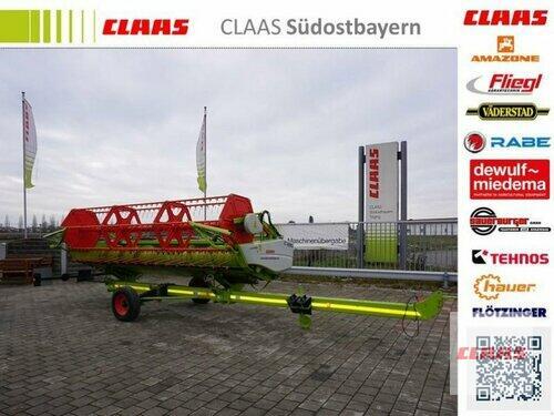 Claas C490 Mit Transportwagen Año de fabricación 2015 Töging am Inn