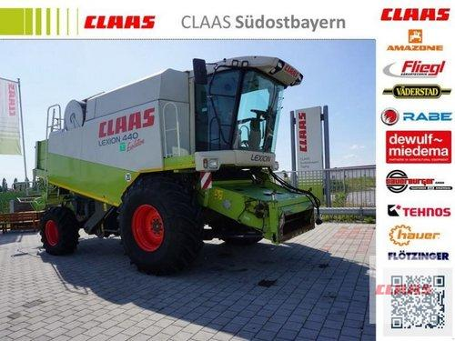 Claas Lexion 440 Evolution Baujahr 2003 Töging am Inn