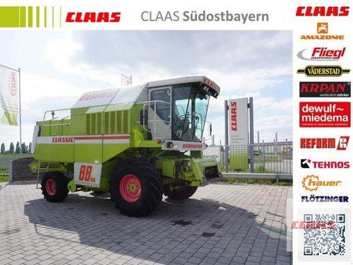 Claas Dominator 88 Sl Classic Mit Sw C390 Byggeår 1991 Töging am Inn