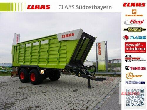 Claas Cargos 750_Vorführmaschine Baujahr 2016 Töging am Inn