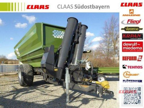 Fliegl Überladewagen Vario Ulw 25 Année de construction 2017 Töging am Inn