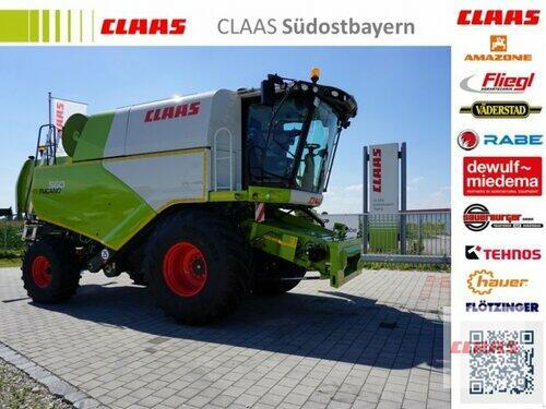 Claas TUCANO 560 BUSINESS - TIER 4F, Vorführmaschine mit Schneidw