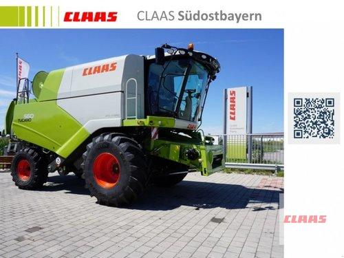 Claas Tucano 560 Business Töging am Inn