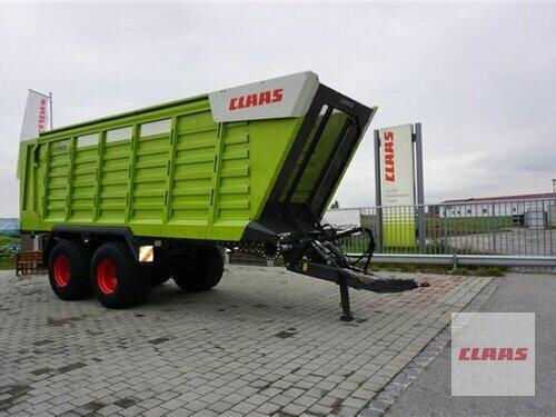 Claas CARGOS 750_Vorführmaschine