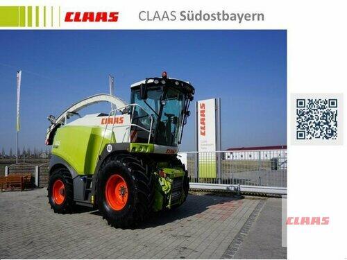 Claas Jaguar 950 Baujahr 2013 Allrad