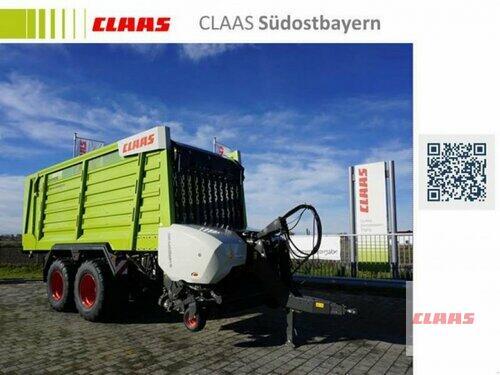 Claas CARGOS 8400 TANDEM_VORFÜHRMASCHINE