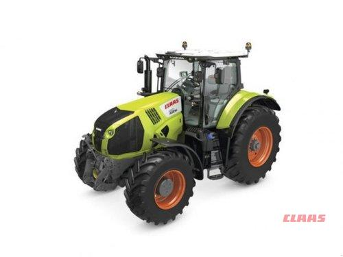 Claas Axion 870 Cmatic Anul fabricaţiei 2017 Töging am Inn