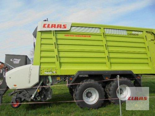 Claas Cargos 8400 Årsmodell 2016 Töging am Inn
