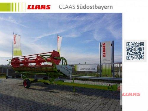 Claas Cerio 560 + Transportwagen Rok výroby 2015 Töging am Inn