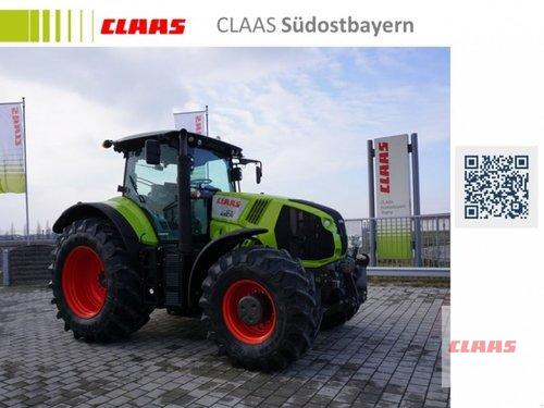 Claas Axion 830 Cmatic anno di costruzione 2014 4 Trazione Ruote