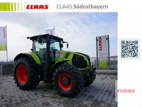 Claas Axion 830 Cmatic Année de construction 2014 A 4 roues motrices