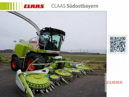 Claas Jaguar 950 Anul fabricaţiei 2014 Töging am Inn