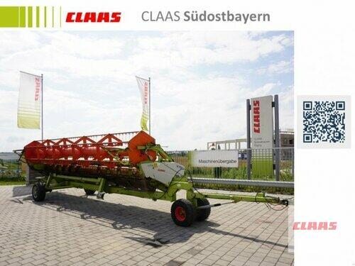 Claas Vario 750 mit Transportwagen