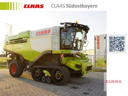 Claas Lexion 750 Terra Trac Year of Build 2017 Töging am Inn