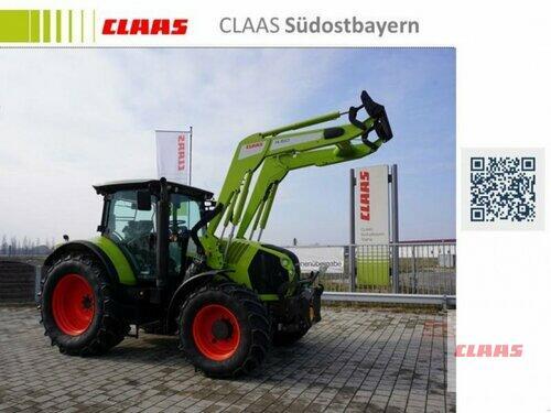 Claas Arion 640 Cebis Frontlæsser Byggeår 2013