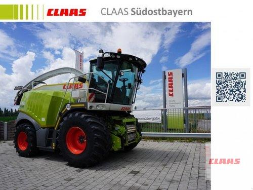 Claas Jaguar 950 Baujahr 2011 Töging am Inn