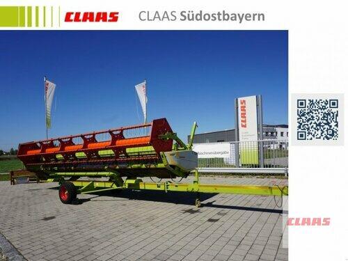 Claas C 750 Mit Transportwagen anno di costruzione 2013 Töging am Inn