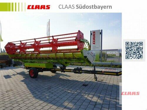 Claas Vario 680 + TW_Vorführmaschine