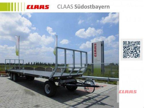 Fliegl DPW 180B Ballen - Transportwagen