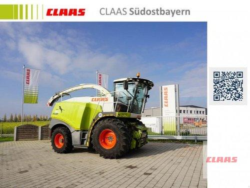 Claas Jaguar 950 Baujahr 2010 Töging am Inn