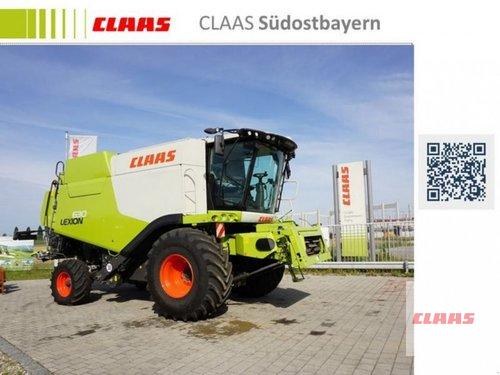 Claas LEXION 630 MONTANA mit VARIO 660