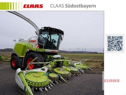 Claas Jaguar 950 Baujahr 2014 Töging am Inn