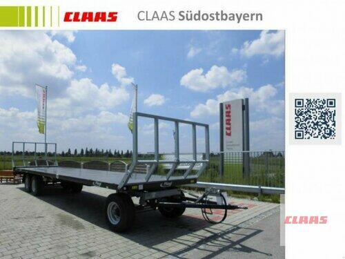 Fliegl DPW 180 Ballen-Transportwagen