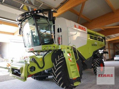 Claas Lexion 750 Year of Build 2016 Töging am Inn