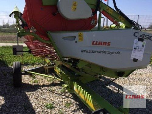 Claas C 490 + Transportwagen Baujahr 2015 Töging am Inn