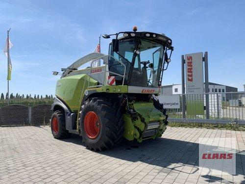 Claas JAGUAR 850 4-TRAC - TIER 4F