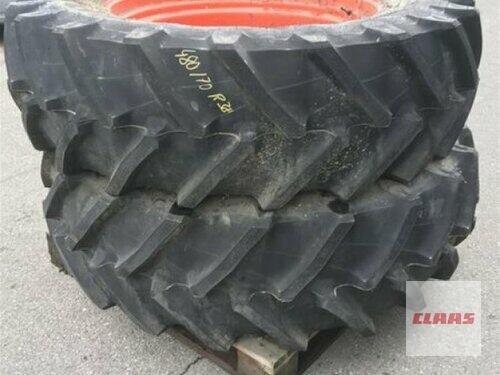 SATZ KPL. RAD 480/70 R28 TM700