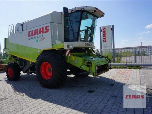 Claas LEXION 440 EVO. mit Vario 660