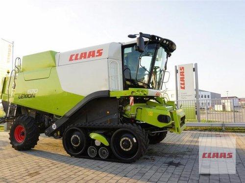 Claas Lexion 670 Terra Trac Baujahr 2016 Töging am Inn