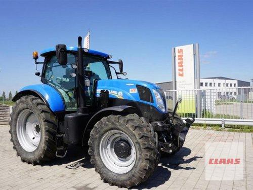 New Holland T7 210_Allrad Baujahr 2015 Töging am Inn