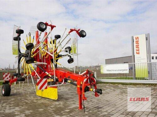 Pöttinger Top 962 C_Mittelschwader Baujahr 2016 Töging am Inn