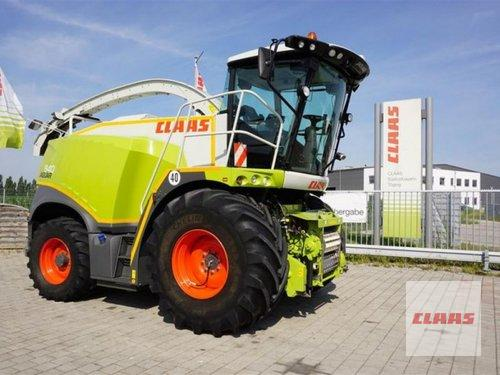 Claas Jaguar 940 Baujahr 2014 Töging am Inn