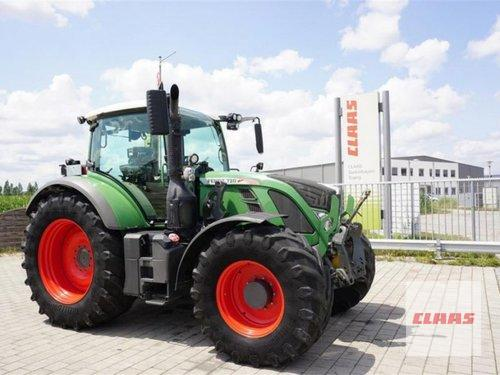 Fendt 720 Vario Profi Plus Рік виробництва 2014 Töging am Inn