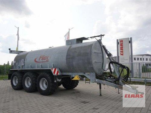 Fliegl Sfw 20000 Tridem Year of Build 2014 Töging am Inn