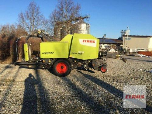 Claas Rollant 375 Uniwrap Baujahr 2013 Töging am Inn