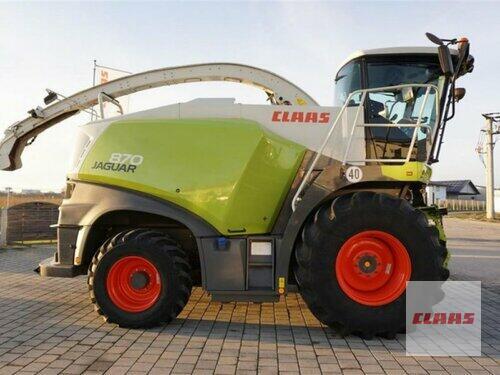 Claas JAGUAR 870 ALLRAD_Typ 496
