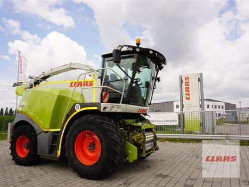 Claas Jaguar 950 Baujahr 2009 Töging am Inn
