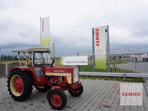 Case IH 423 Bouwjaar 1969 Töging am Inn